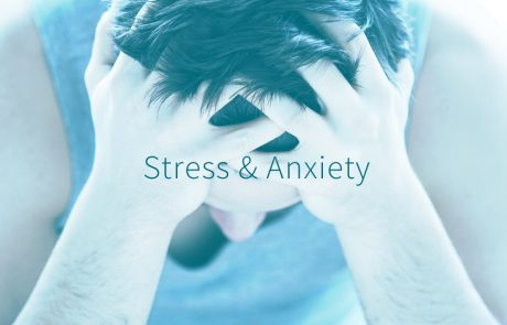 Stress and Anxiety Photo of a Man